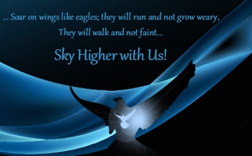 Sky Higher with Us